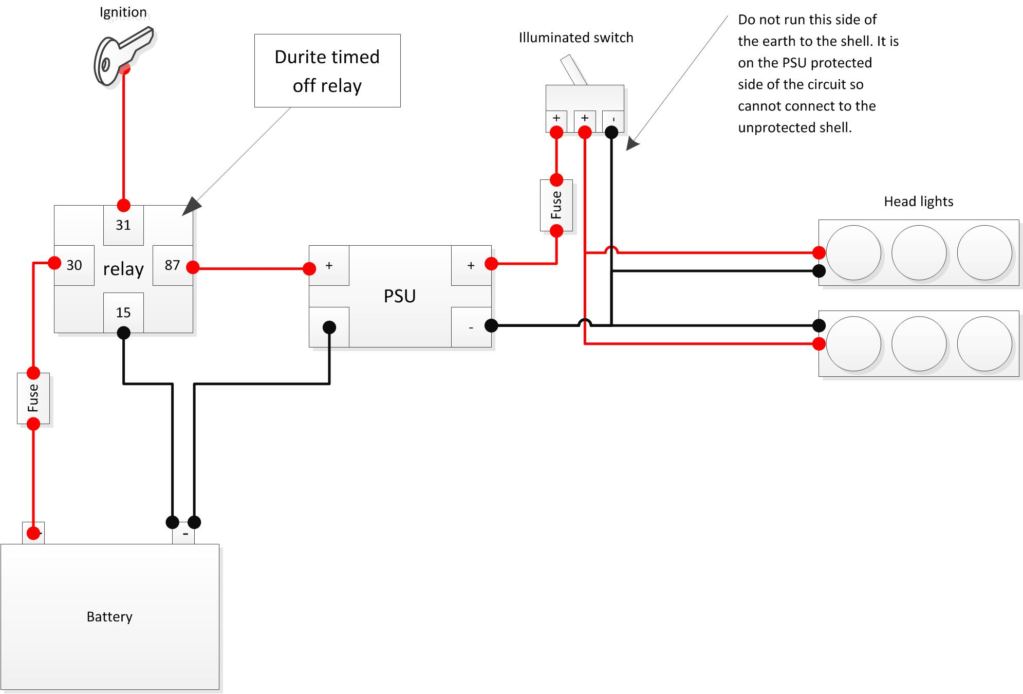 Durite Split Charge Relay Wiring Diagram Qubee Quilts Latching Schematic Diagrams