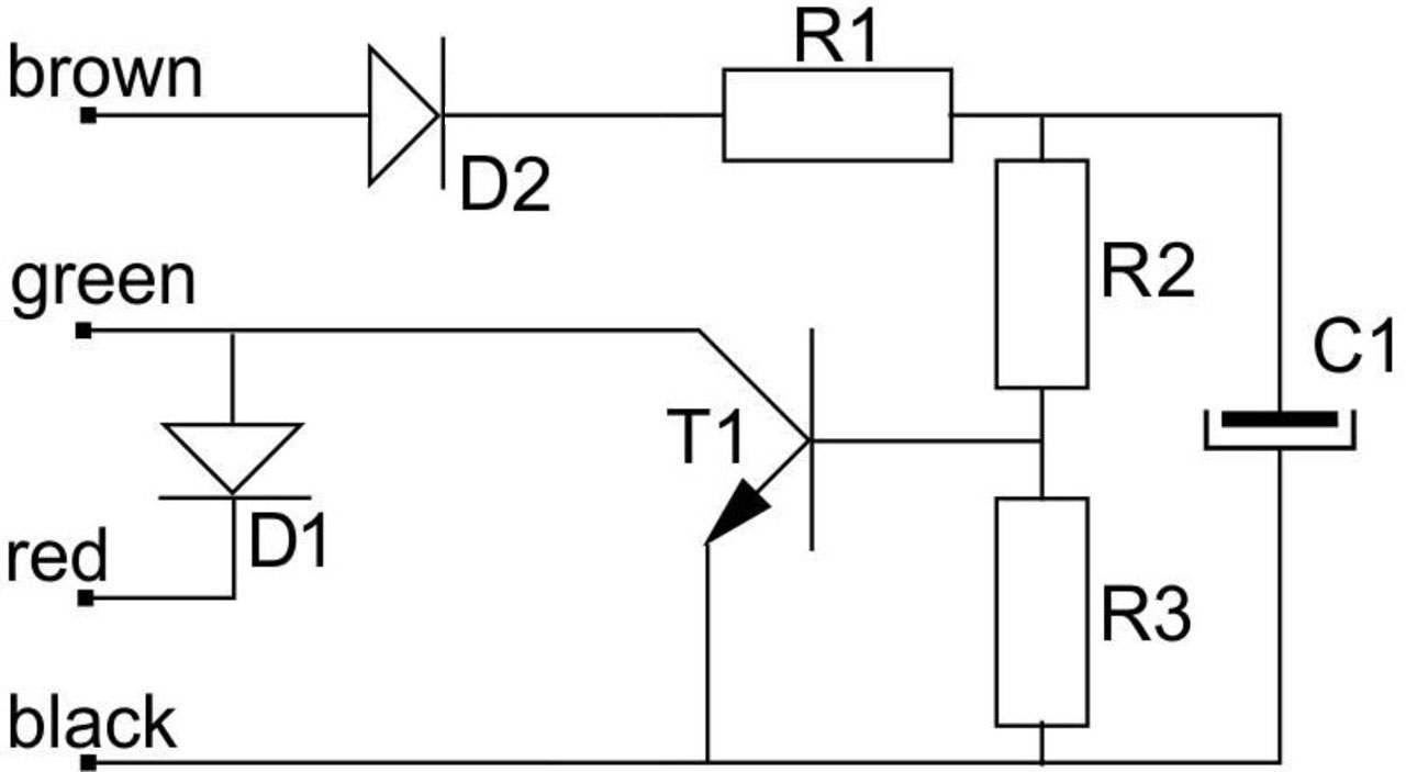 make your own 12v 10s off relay