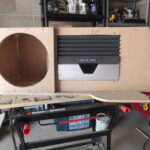 159 Custom Bass Project – Stage 4 Enclosure Build