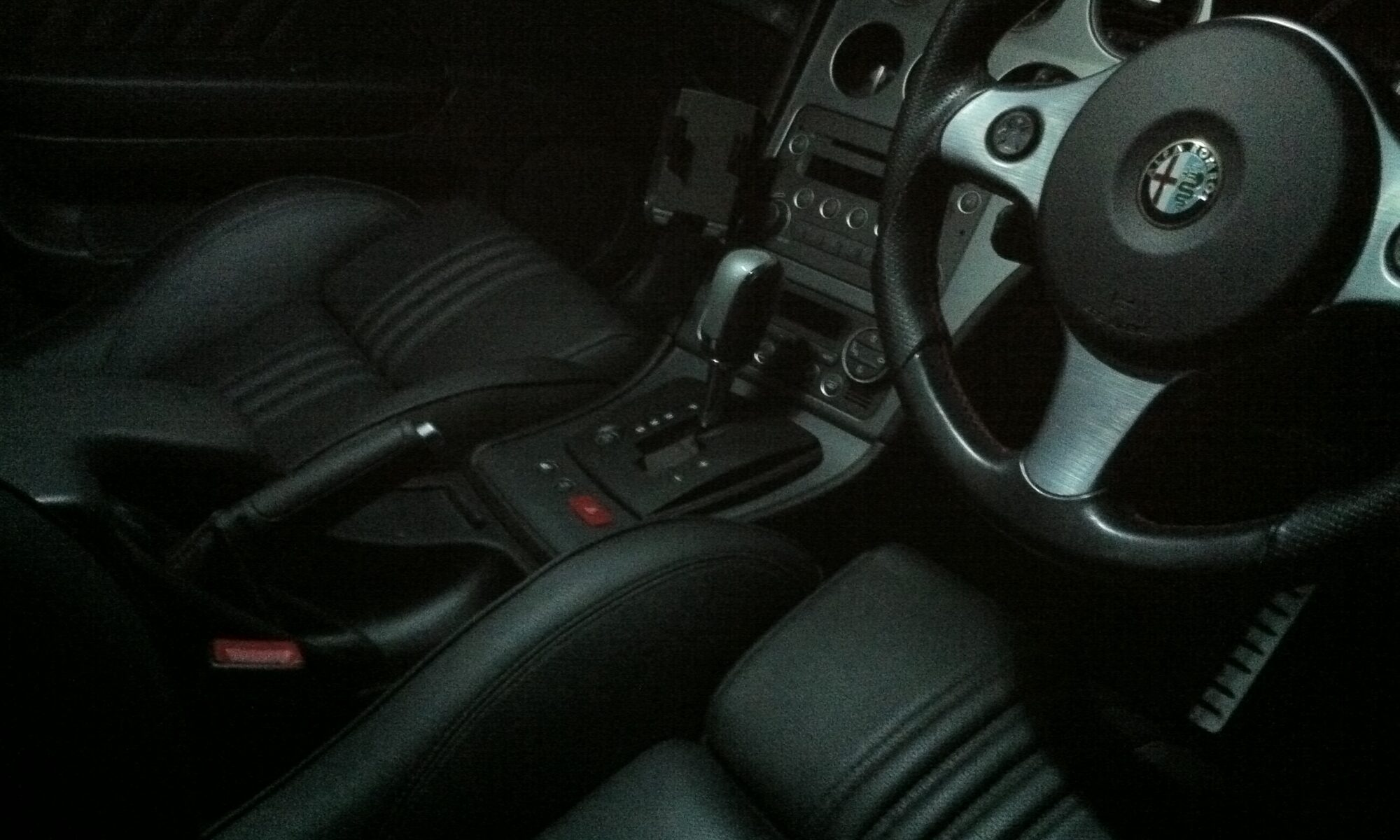 Alfa 159 Ti Full Led Conversion Interior Guide Jabawok Industries